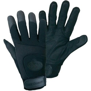 Black Security Handschuhe